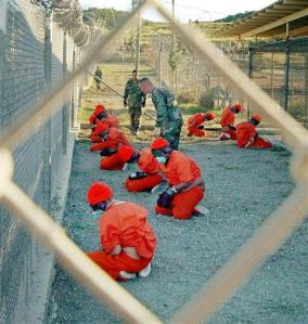 Detainees at Gitmo